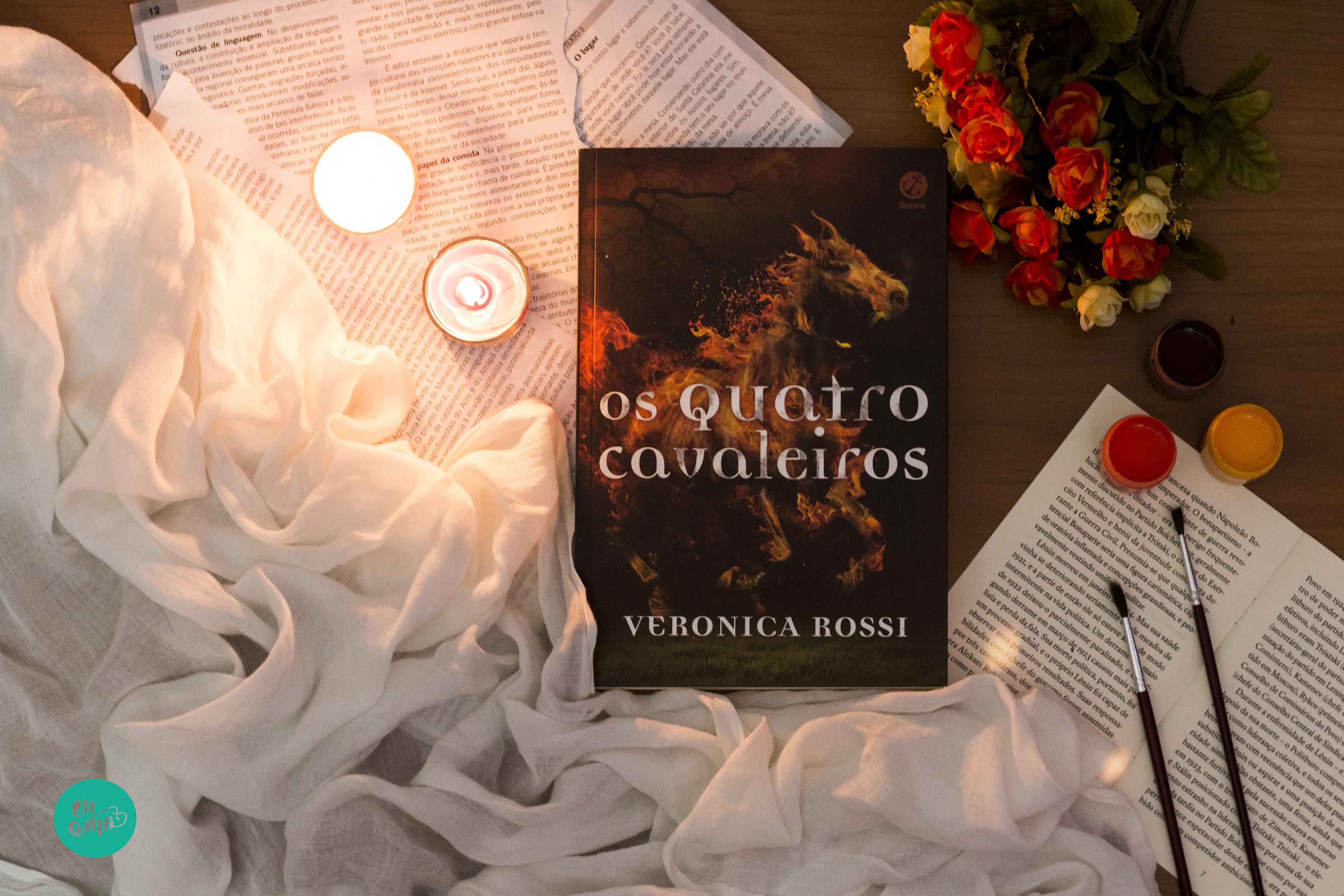 Resenha: Os Quatro Cavaleiros | Veronica Rossi