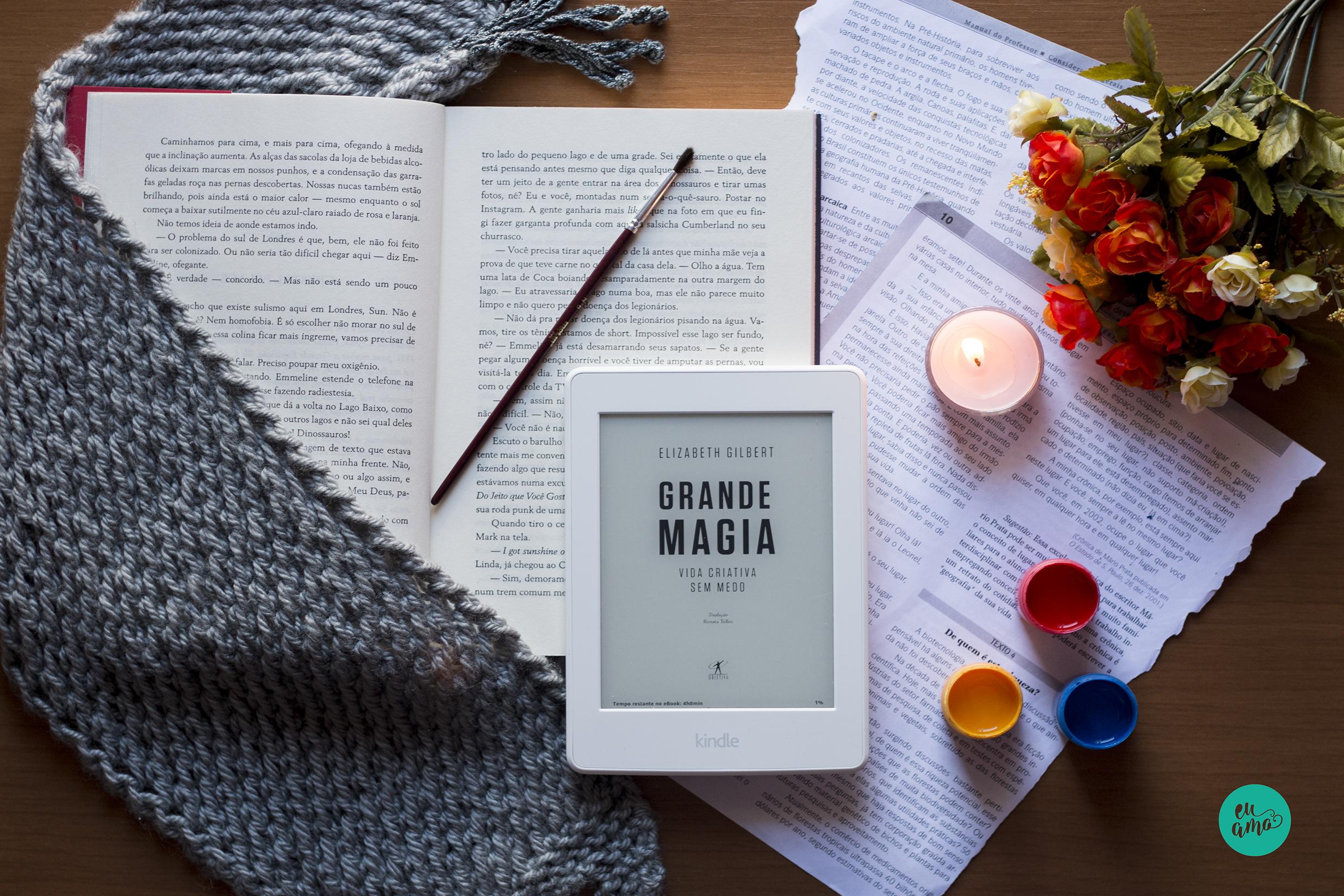 Resenha: Grande Magia | Elizabeth Gilbert