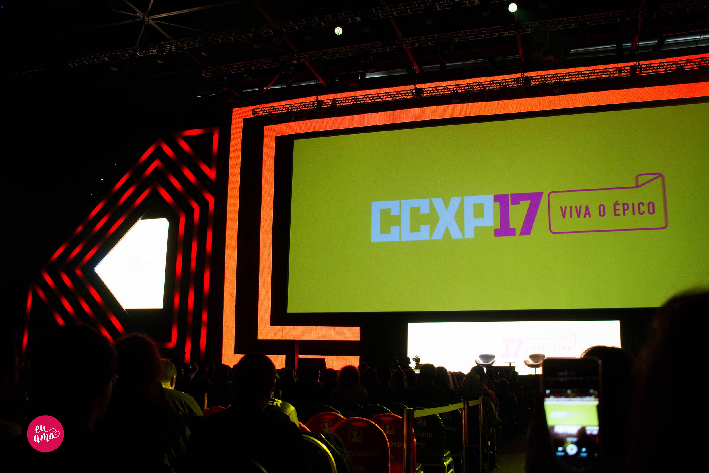 Eu Amo na CCXP 2017: Nem tão épico assim
